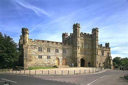 Battle Abbey, Battle High Street